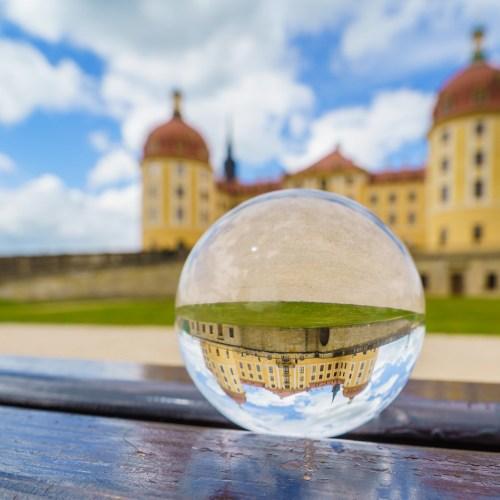 Moritzburg Německo Mart Eslem