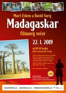 Madagaskar Mart Eslem a David Surý Klub cestovatelů, Praha marteslem.cz davidsury.cz