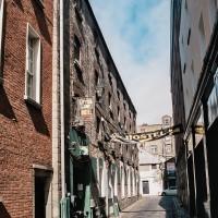 Litlle Lane hostel v Dublinu (Mart Eslem)