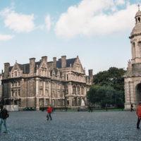 Trinity College v Dublinu (Mart Eslem)