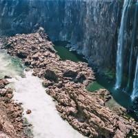Kaňon řeky Zambezi, JAR [Mart Eslem]