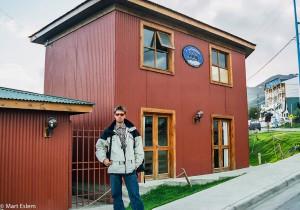 Hostel Los Cormoranes v Ushuaia(Mart Eslem)