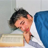 Lenošení v kajutě - můj bratr Michal(Mart Eslem)