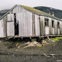Zbytky manufaktury na velrybí olej(Mart Eslem)
