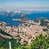 Pohled na Rio z Corcovada(Mart Eslem)
