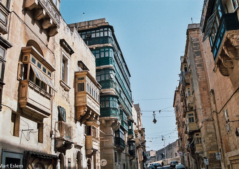 Střípky z Malty [Mart Eslem]