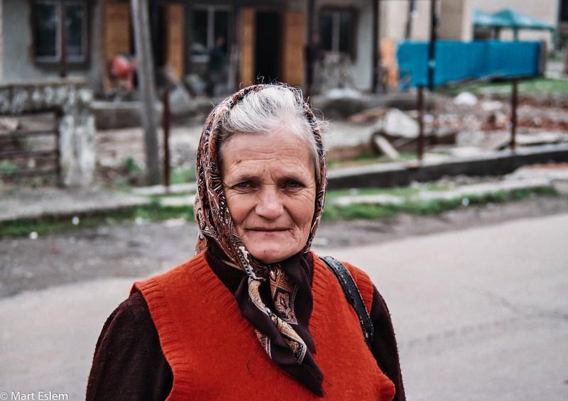 Ukrajina napodruhé [Mart Eslem]
