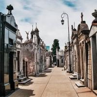 Hřbitov Recoleta v Buenos Aires –Recoleta, Buenos Aires, Argentina [Mart Eslem]