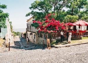 Malebné uličky – Colonia del Sacramento, Uruguay [Mart Eslem]