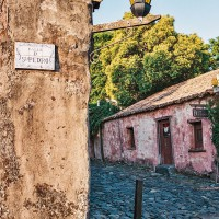Malebné uličky chrání UNESCO – Colonia del Sacramento, Uruguay [Mart Eslem]