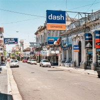 Liduprázdné centrum města – Concordia, Argentina [Mart Eslem]