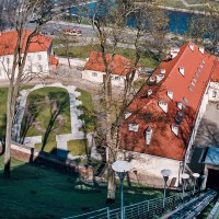 Dolní hrad ve Vilniusu (Mart Eslem)