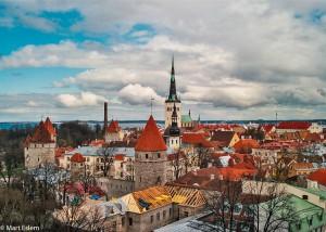 Tallin - hlavní město Estonska (Mart Eslem)