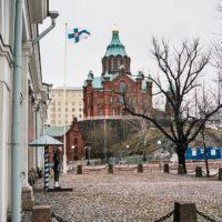 Uspenská katedrála v Helsinkách (Mart Eslem)