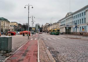 Finské Helsinky - krásné, čisté, ale bez šťávy (Mart Eslem)