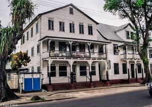 YWCA Guest House v Paramaribu (Mart Eslem)