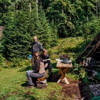 Piknik u Siněvýrského jezera (Mart Eslem)