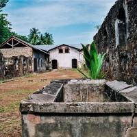 Ruiny bývalé trestanecké kolonie (Mart Eslem)