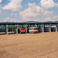 Tankování na plynové pumpě (Mart Eslem)