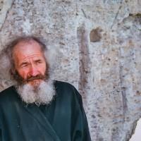 Strážce skalní modlitebny (Mart Eslem)