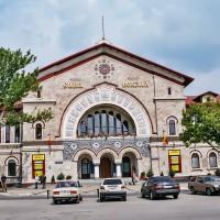 Nádraží v Kišiněvě (Mart Eslem)