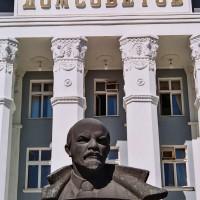 Dům sovětů v Tiraspolu (Mart Eslem)