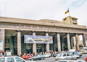 Nádraží v Bukurešti (Mart Eslem)