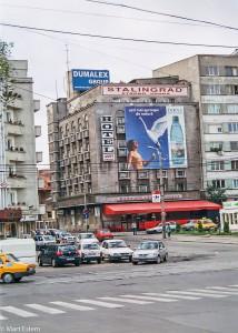 Naše ubytování snů v Bukurešti (Mart Eslem)