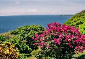 Z Tobaga je vidět i sousední ostrov Trinidad (Mart Eslem)