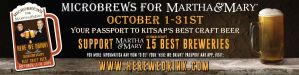 """Microbrews for Martha & Mary to Benefit """"Beyond Bingo…. Activities for Seniors"""""""