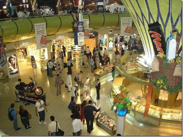 Abu Dhabi International Airport, Abu Dhabi UAE