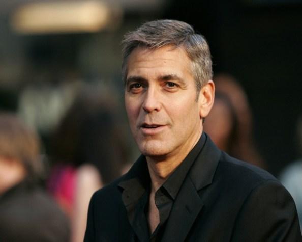 George Clooney george clooney