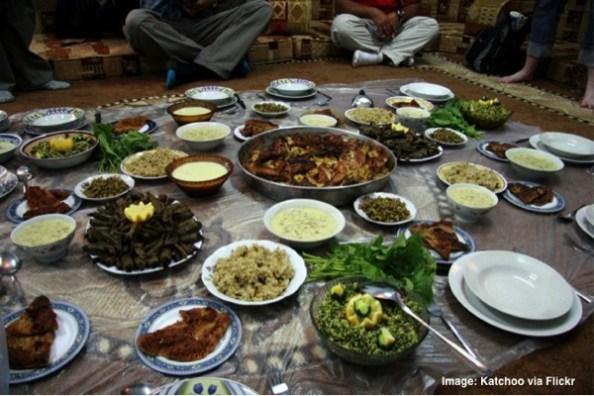 Jordan Home Food
