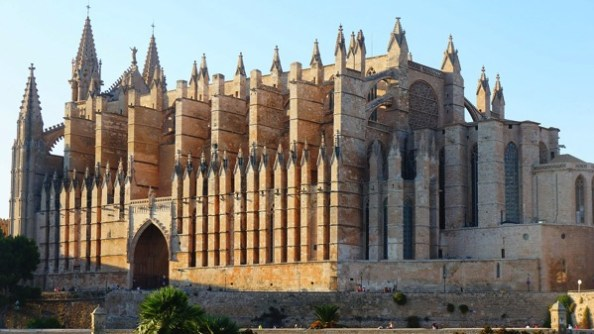 The cathedral majorca2872523 1280