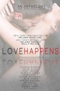 Love Happens anthology featuring Author Martha Sweeney