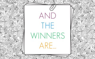 Winning Bloggers of an Autographed ARC of Bookish: Adult Coloring Book
