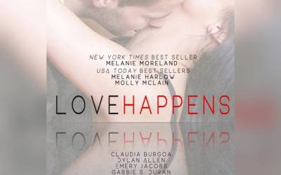 """Love Happens"" Anthology Surprise Cover Reveal"