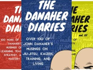 Danaher Diaries Cover