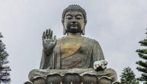 Statua di Siddharta Gautama Buddha