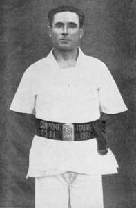 Carlo Oletti - judo timeline