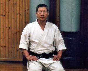 Hiroshi Shirai - cronologia karate