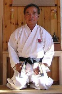 Masaru Miura - karate timeline