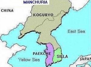 Tre Regni di Corea