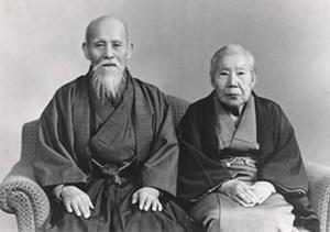 Morihei Ueshiba e Itogawa Hatsu - cronologia aikido
