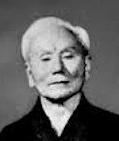 Gichin Funakoshi fondatore karate shotokan