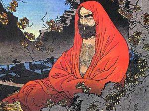 Bodhidharma (483 circa – 540)