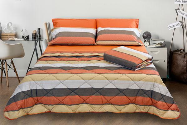 trapunta-trapuntino-lenzuola-coordinati-fantasia-arancio-righe-trend-600x400
