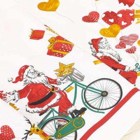 Tovaglia natalizia - Babbo Natale