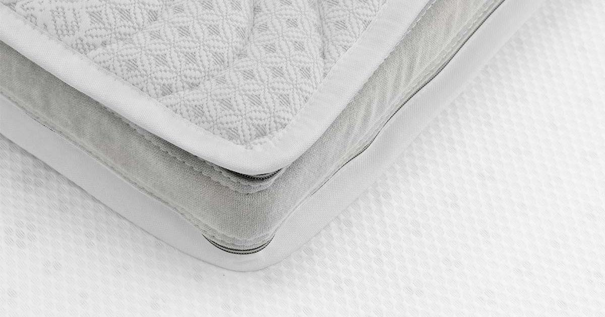 Correttore 2 piazze materasso silvercare resistat - naturatek
