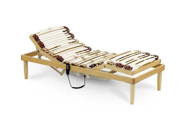 Rete doghe legno con regolazione elettrica - Naturatek